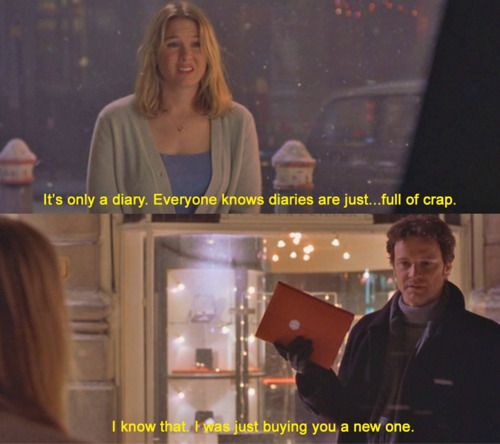 Couples - Mark ღ Bridget ♥ Bridget Jones's Diary - The Edge of Reason