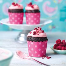 Super Moist chocolate cakes - easy to make. Chelsea.co.nz