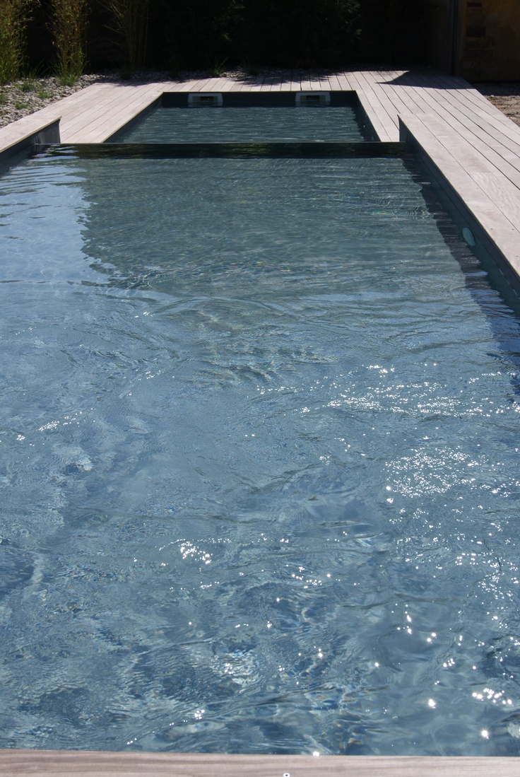 j'adore la couleur de cette eau