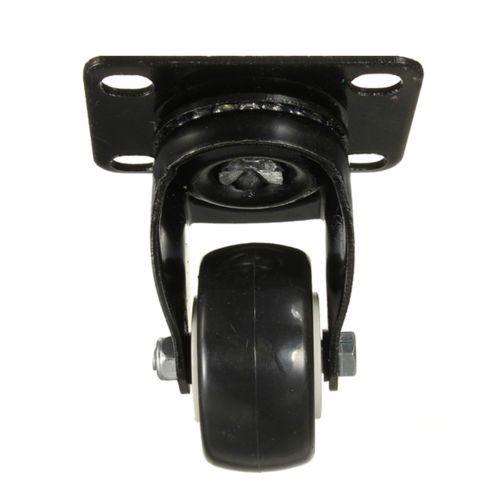 promo cnim hot 4 pcs heavy duty 200kg 50mm swivel castor wheels trolley furniture caster #furniture #casters