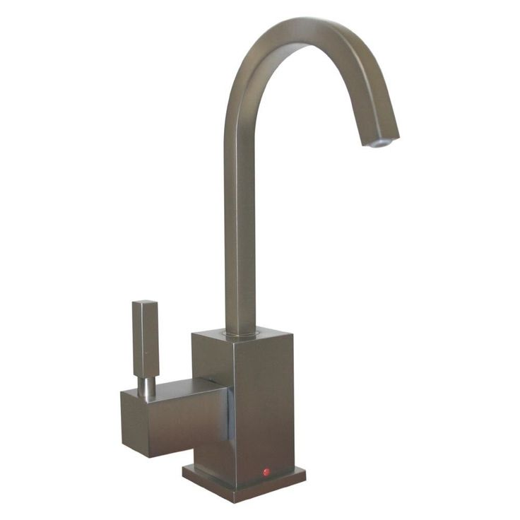 drinking water dispenser faucet. Forever Hot Q Haus One Handle Single Hole Instant Water Dispenser Faucet Best 25  Modern hot water dispensers ideas on Pinterest
