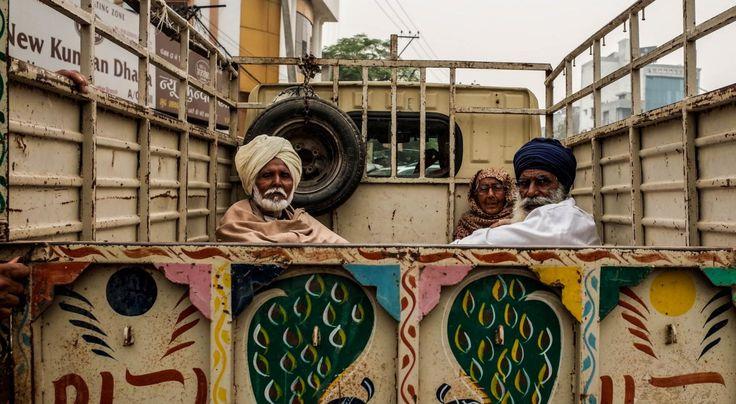 Dinner on the Grand Trunk Road | Shirin Bhandari (Roads and Kingdoms)