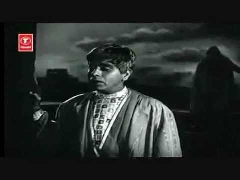 ye mera deewanapan hai..yahudi1958 -mukesh-shailendra-shankar jaikishan- a tribute - YouTube