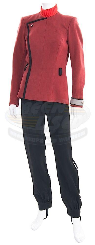 Star Trek VI: The Undiscovered Country / Lt. Valeris' Starfleet Uniform (Kim Cattrall)