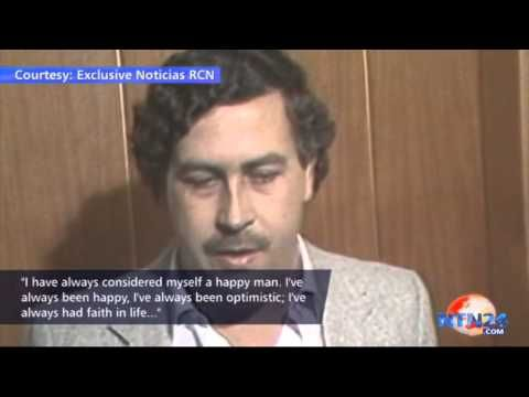 Pablo Escobar: Drug Money 'Permeated' Colombian State - YouTube