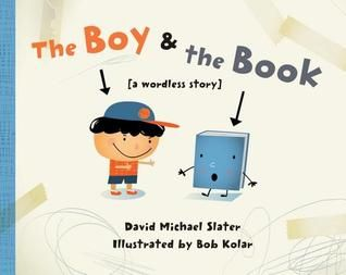 In this wordless story, a library book tries desperately to evade the destructive clutches of a little boy.