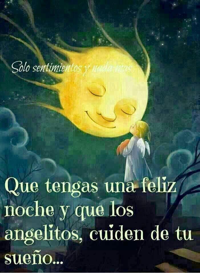 Buenas Noches Dulces Suenos Good Night Night Wishes Y Night