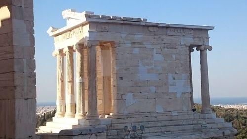 Temple of Athena Nike – Acropolis, Athens