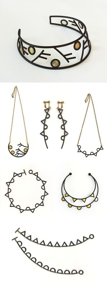 TheCarrotbox.com modern jewellery blog : obsessed with rings // feed your fingers!: Ring-Free Thursday: Mariko Ehara