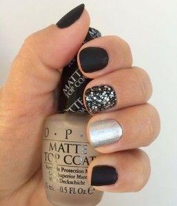 Simple Matte Nail Art Designs for Beginners (34)