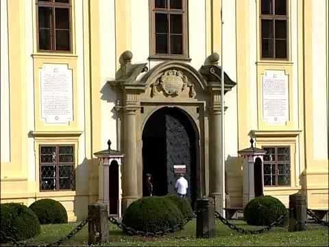 Kroměříž - Zahrada Moravy