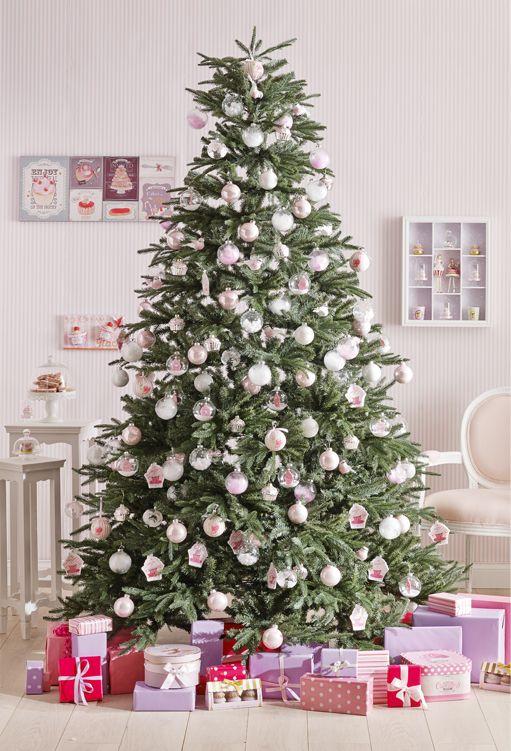 La galleria degli alberi di Natale : Rosa - Maisons du Monde
