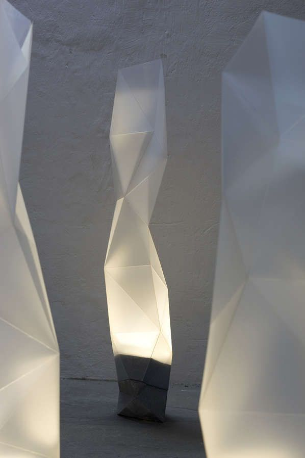 The Luksfera Lamp by TO DO Product Design Has an Organic Form #luxury trendhunter.com/ps: my favorite style!