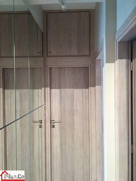 Ολική Ανακαίνιση Καλλιθέα - Πόρτες και ντουλάπια