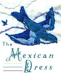 Mexican Puebla Dress...make one yourself with this pattern!!!