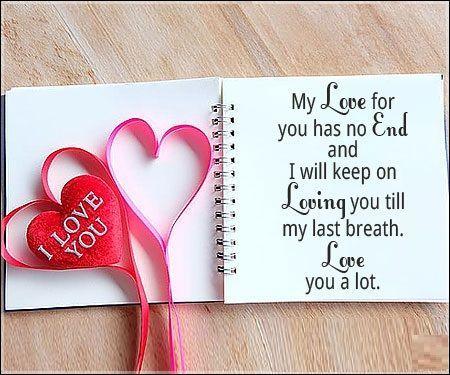 Happy Birthday Card For Boyfriend