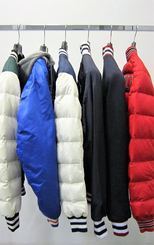 Ak europe | sporty trend | bomber jacket men | man street style | green red blue white | casual wear | italian style 171992006387