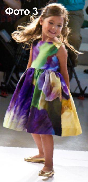 Бесплатная выкройка платья для девочки «бебидолл». Размеры 28-36. | Сшить самой