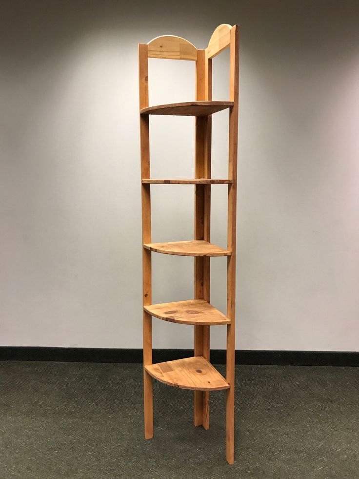 Rustic wooden corner shelves, open back, hand crafted furniture, pine shelves, rustic furniture, custom wood working, knotty pine shelves by RusticPineCreation on Etsy https://www.etsy.com/listing/514735749/rustic-wooden-corner-shelves-open-back