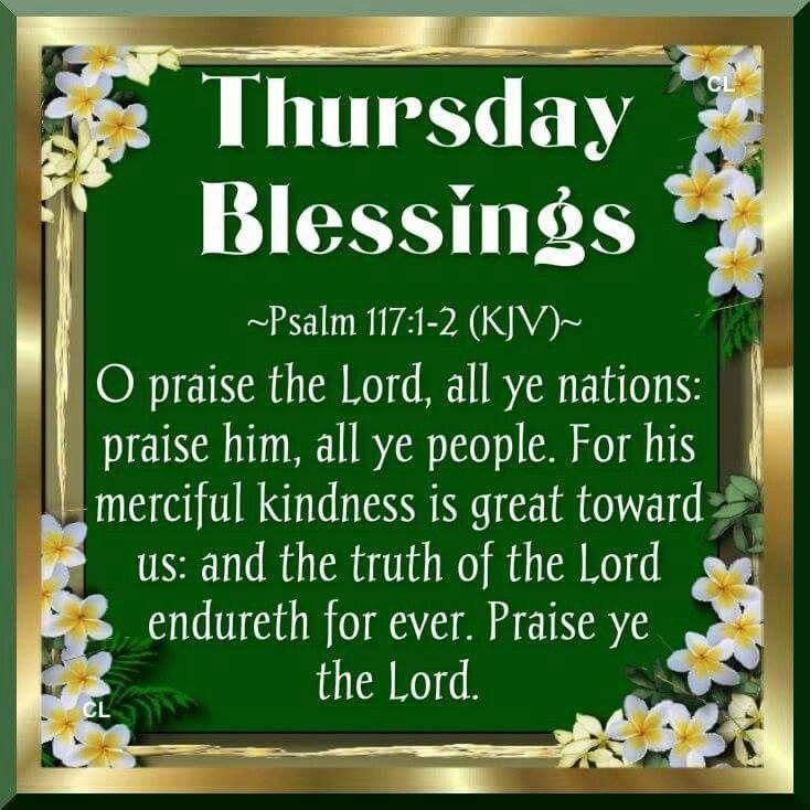 Psalm 117:1,2 (1611 KJV !!!!)