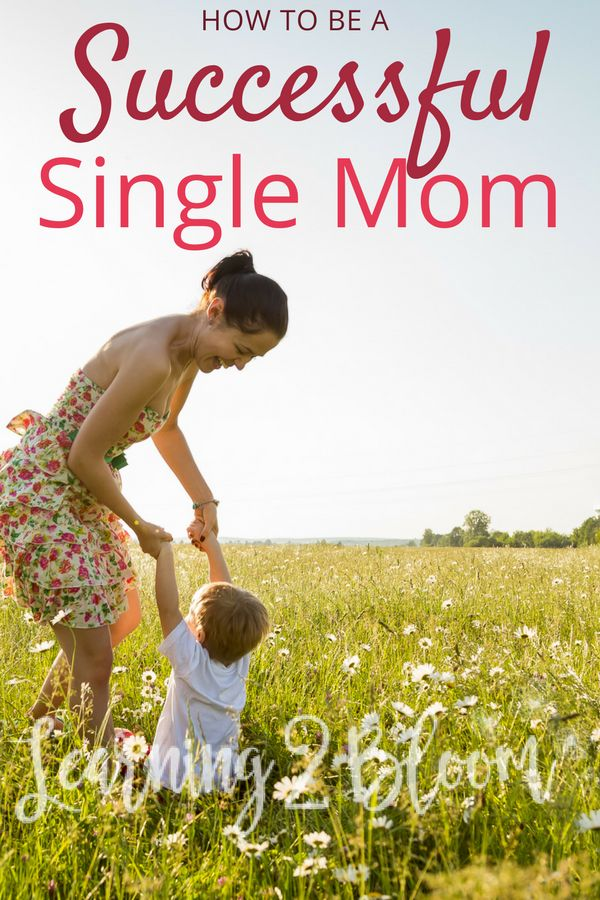 Successful single mom There is so much negativity around single parenting. Can you really be a successful single parent? I believe you can. Unless you have a LOT of support, it may be more difficult, but you can definitely do it. These are a few tips on building a successful life as a single parent.