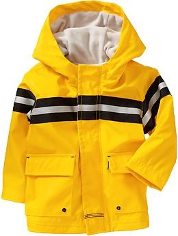 Fireman-Style Raincoats for Baby | Old Navy