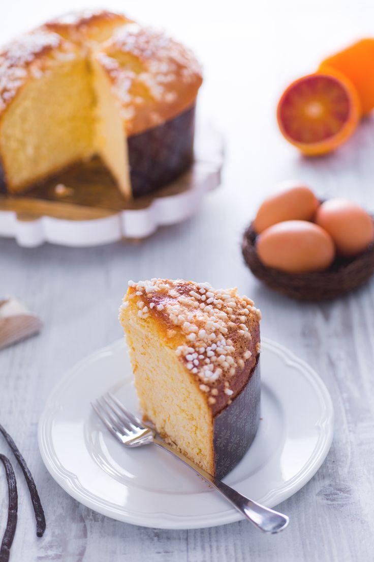 In #Veneto non c'è #Pasqua senza il classico dolce tradizionale: la #focaccia veneta, molto simile alla colomba, ma senza canditi! #Giallozafferano #recipe #ricetta #dessert #sweet #italianfood