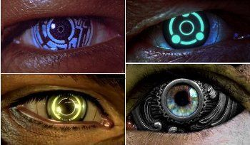 Electronic Eyes - TV Tropes