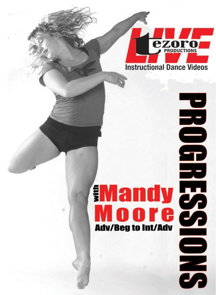 Progressions DVD with Mandy Moore. Preview and shop at: http://www.tezoroproductions.com/product-dance-videos-choreography-progressions-dvd-with-mandy-moore-21-46.html#