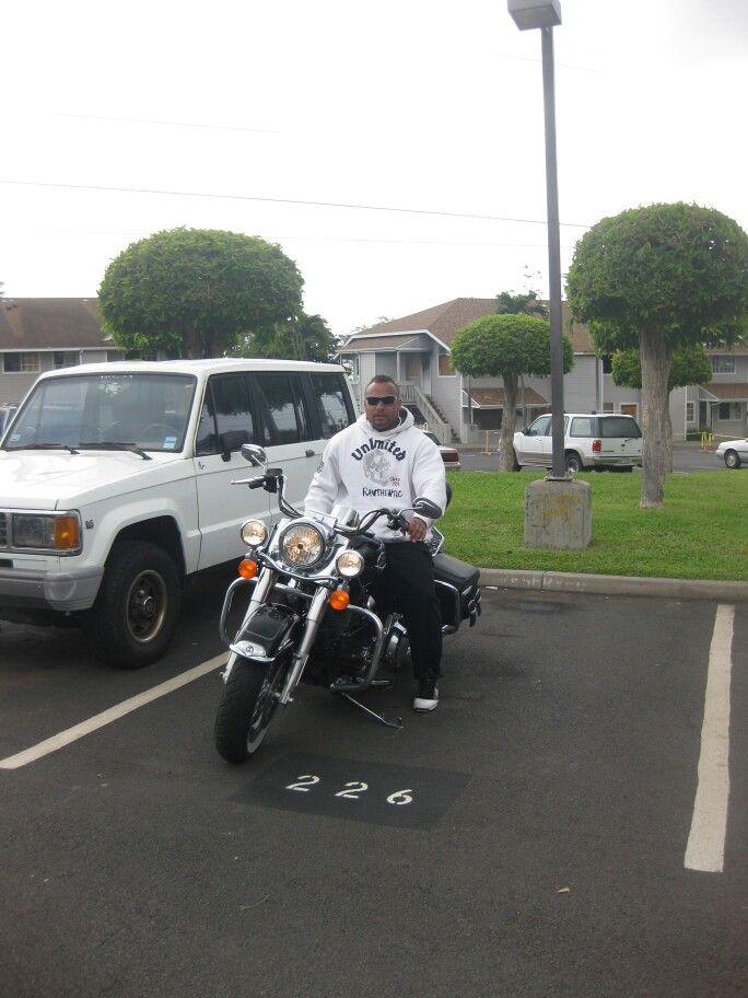 Riding the most powerful Harley Davidson yea buddy! | hurricane ...