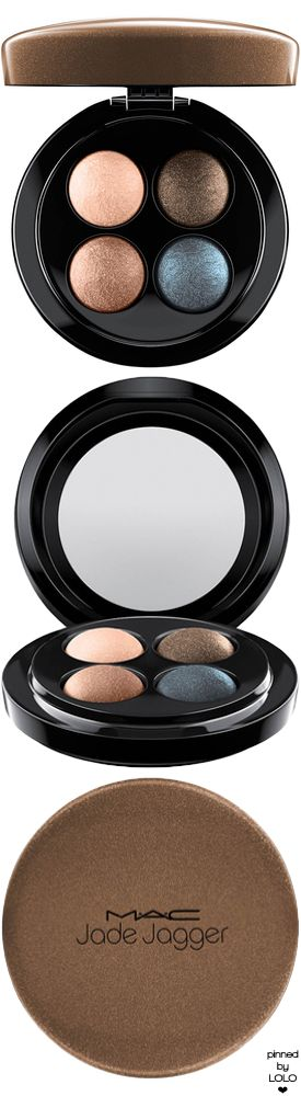M·A·C Mineralize Eyeshadow X Jade Jagger/0.07 oz. Burning Nights