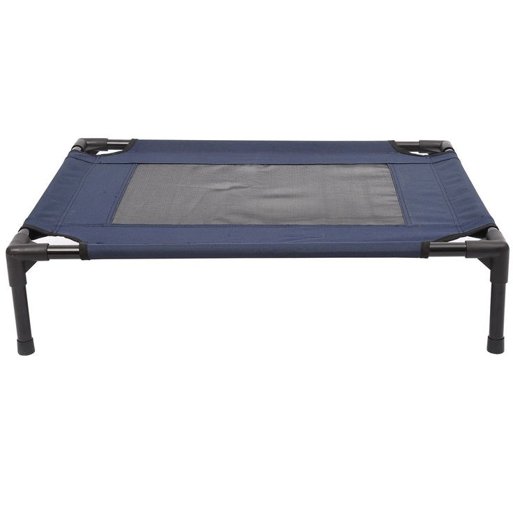 New Pawhut Indoor/outdoor Portable Dog Cat Sleep Bed Elevated Camping Pet Cot * More info could be found at the image url. (This is an affiliate link and I receive a commission for the sales)