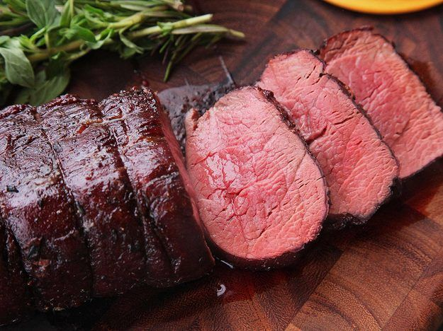 Whole-roasted beef tenderloin is a once-a-year celebratory dish that can be fantastic if done properly. The problem is, its extra-lean meat dries out and overcooks very easily. Our slow-roasting reverse-sear method ensures perfectly medium-rare meat from edge to center with a nicely browned, flavorful crust.