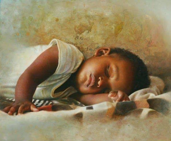 Philippe Attie / ImpressioniArtistiche http://www.pinterest.com/jeanetverschraa/childerenart/