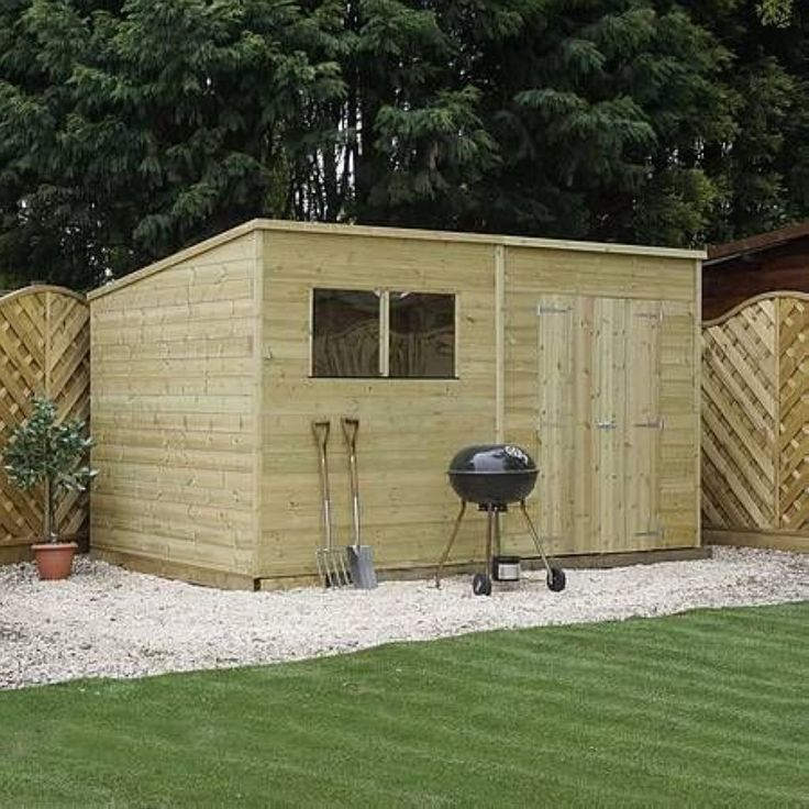 Awesome 55 Creative Wooden Outdoor Storage Shed Ideas http://toparchitecture.net/2017/11/27/55-creative-wooden-outdoor-storage-shed-ideas/