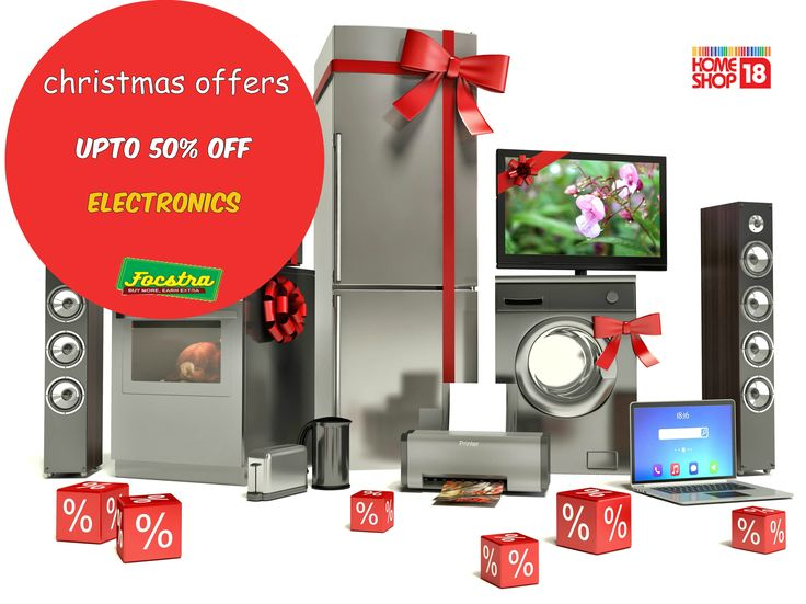 The #YearEndingSale is on it's way. Get ready for exciting offers on electronics at focstra.com grab the amazing deals at exciting prices. Buy now:  #Electronicssale #Homeshop18 #dealsnoffers #Savemoneyonfocstra