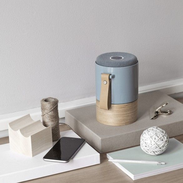 Fugato is a beautiful and simple speaker that easily integrates into any style.
