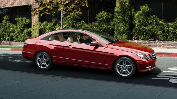 E-Class Coupe: E350 | Mercedes-Benz