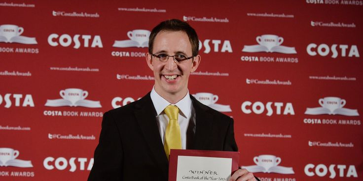 Nurse Nathan Filer Wins Britain's Costa Book Award: Filer Wins, Britain S Costa, Nurse Nathan, Filer Gana