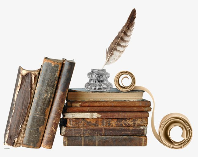 European Old Old Books Book Clipart European Old Books Quill Pen Png Transparent Clipart Image And Psd File For Free Download Antique Books Weather Books Historical Fiction