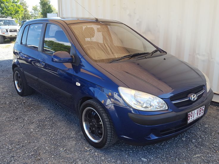 This sporty Hyundai Getz was hand picked for its reliability and safety. Featuring a 1.6L 4cyl engine, 5 speed manual transmission. It has many other features such as icy cold air conditioning, dual air bags, power steering, power windows and power mirrors, central locking, radio and CD in dash stacker and mag wheels. This car has been well looked after and comes with an exceptional mechanical report. A must to inspect. Call Dean on 0415 636 901. #usedcars #carsforsale #manual #Hyundai #Getz