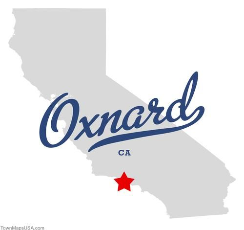 Oxnard California Emblem