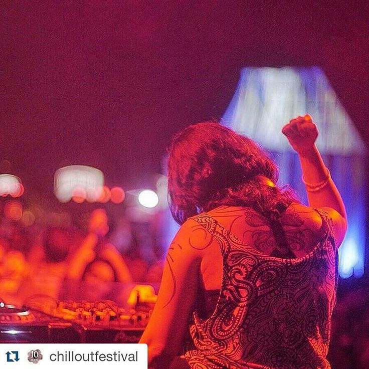 #Repost @chilloutfestival ・・・ Joyce Muniz is shining through the fabulous night of Chill-Out Festival Cesme... #chilloutfestivalcesme #LimitsOff
