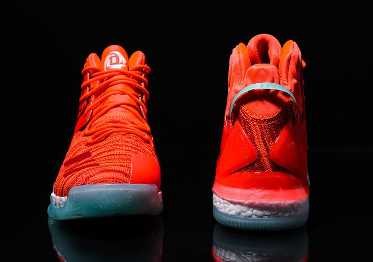 adidas Made Derrick Rose's New Shoe In Orange Before Trade To Knicks Page 3 of 5 - SneakerNews.com