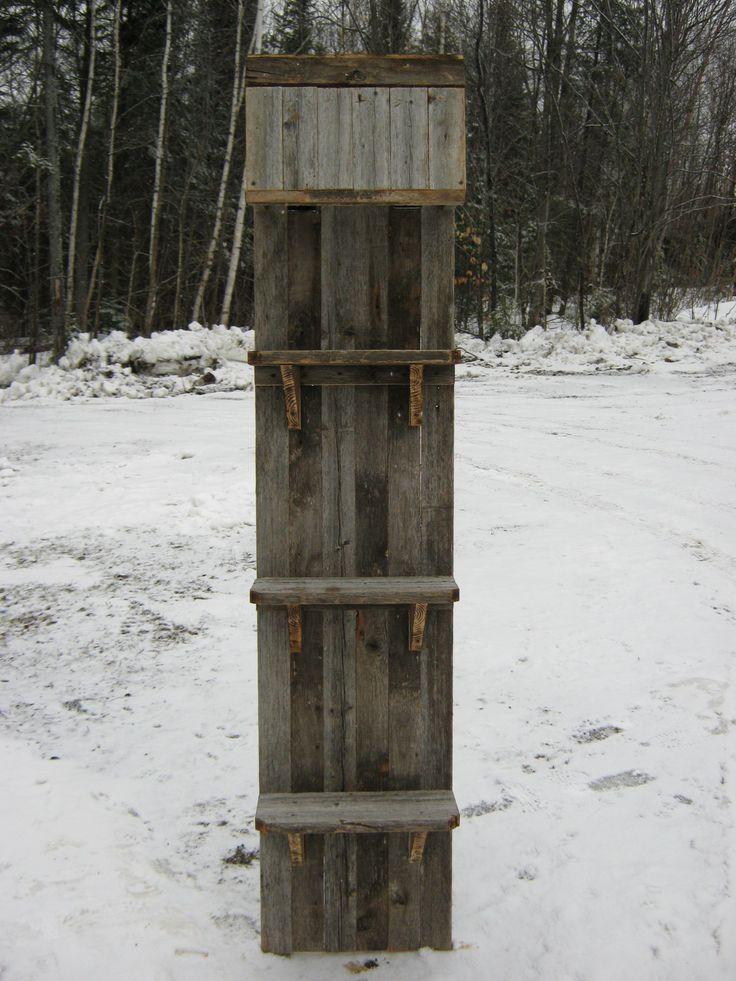 Hemphill Barn Board Wood Crafts