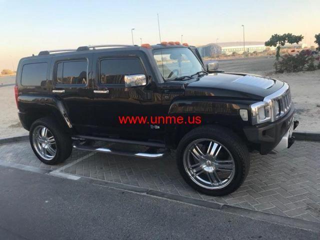 Hummer H3 2008 for Sale Dubai - U & Me.Us