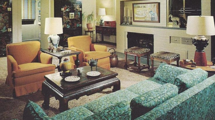1000+ Ideas About 60s Furniture On Pinterest