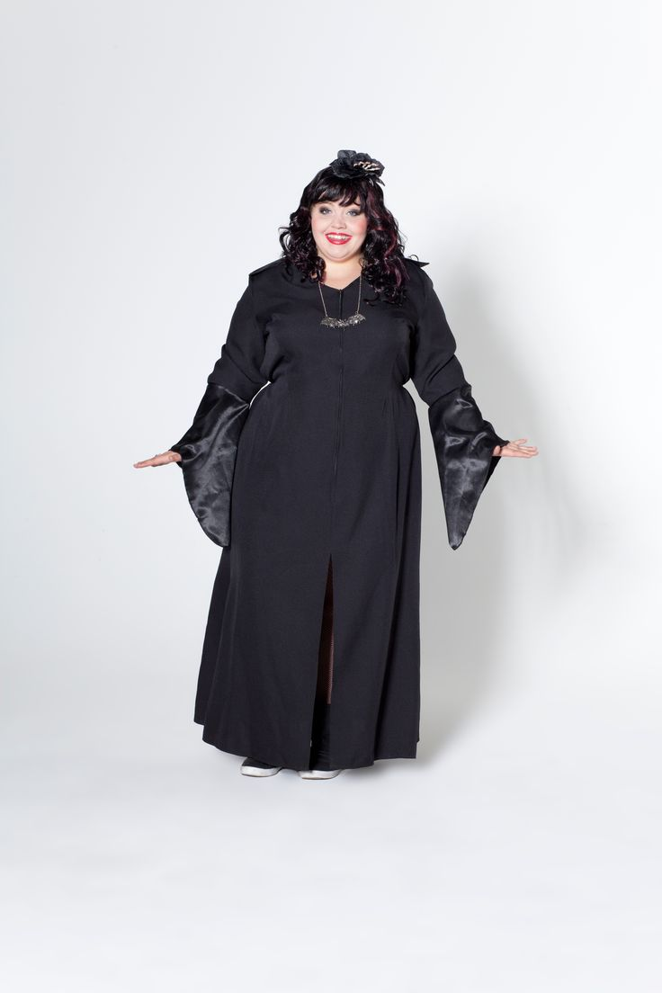 Kleid, Vampir, Deiters, Kostüm, Fasching, Karneval, Plus Size