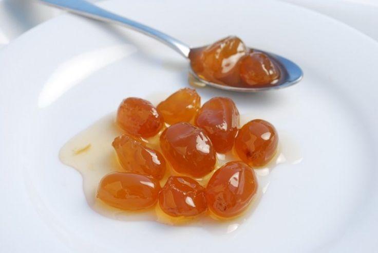 Варенье из винограда с косточками / Простые рецепты