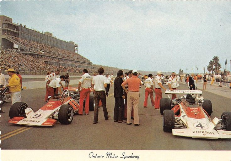 1000 images about indy cart on pinterest indy 500 for Ontario motor speedway california